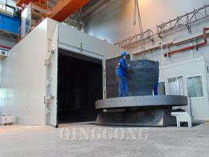 trolley shot blasting machine 4