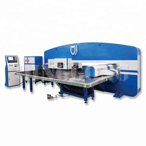 Mechanical CNC Turret Punching Press Machine