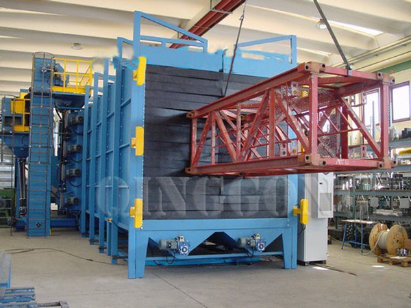The Application of Shot Blasting Machine in Construction Industry 3