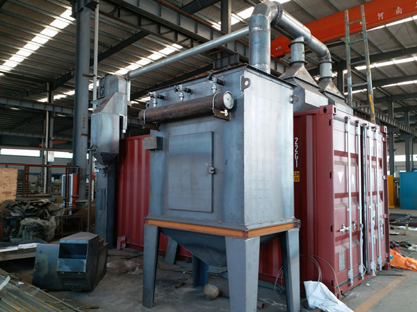 Container Sandblasting Room Advantages 2