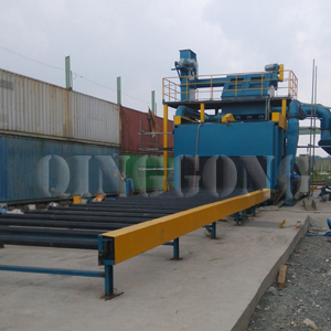 Steel Profile Shot Blasting Machine