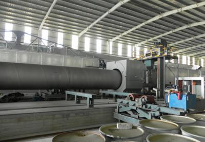 The Application of Shot Blasting Machine in Pipes Industry