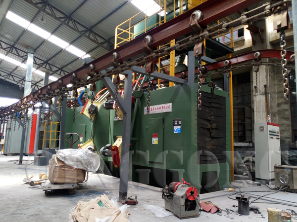 shot blasting machine for cylinder 2