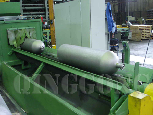 shot blasting machine for cylinder 1