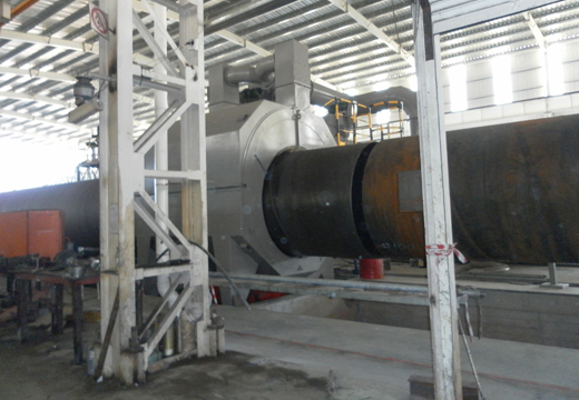 The Application of Shot Blasting Machine in Petroleum Industry