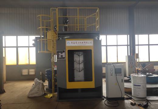 The Application of Shot Blasting Machine in Peening Industry