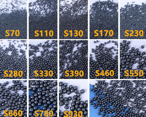 Materials Used for Shot Blasting Machine