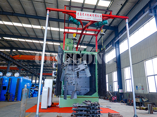 The application fields of shot blasting machine