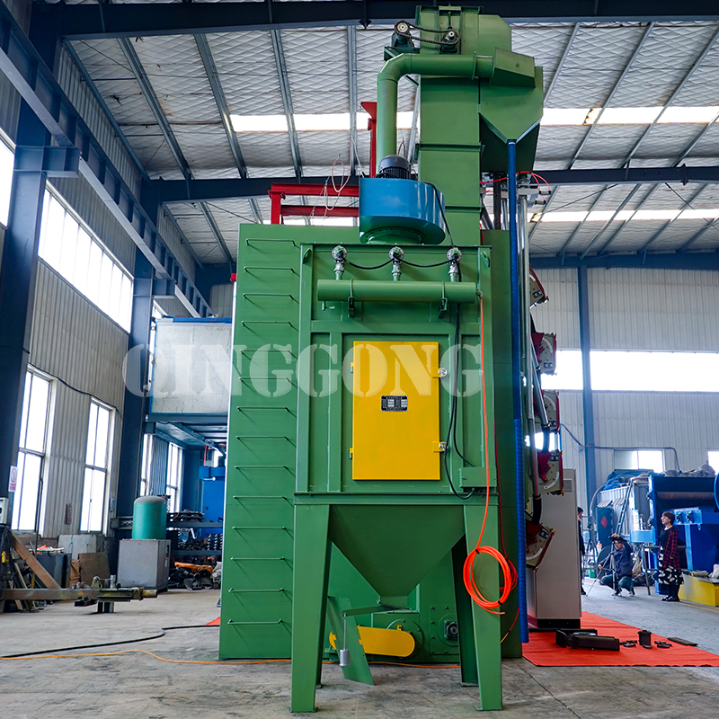 How to maintenance the dust collector of shot blasting machine2.jpg