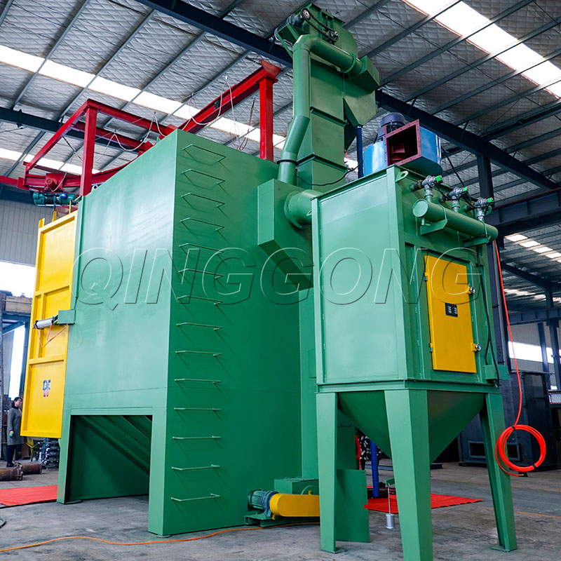 What benefits can the shot blasting machine bring to the enterprise 3.jpg