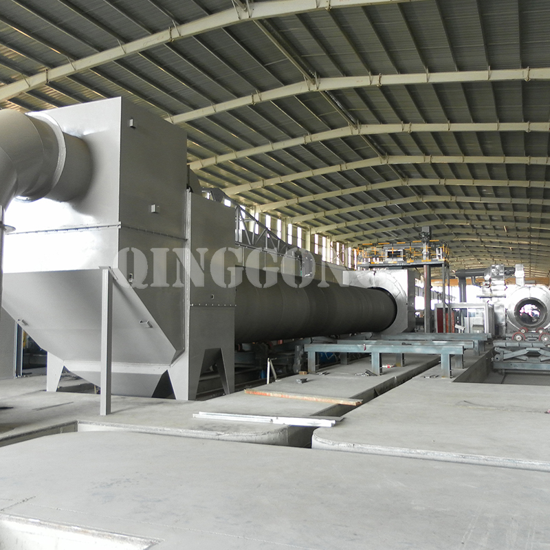 Can the steel pipe shot blasting machine realize the utilization of residues 2.jpg
