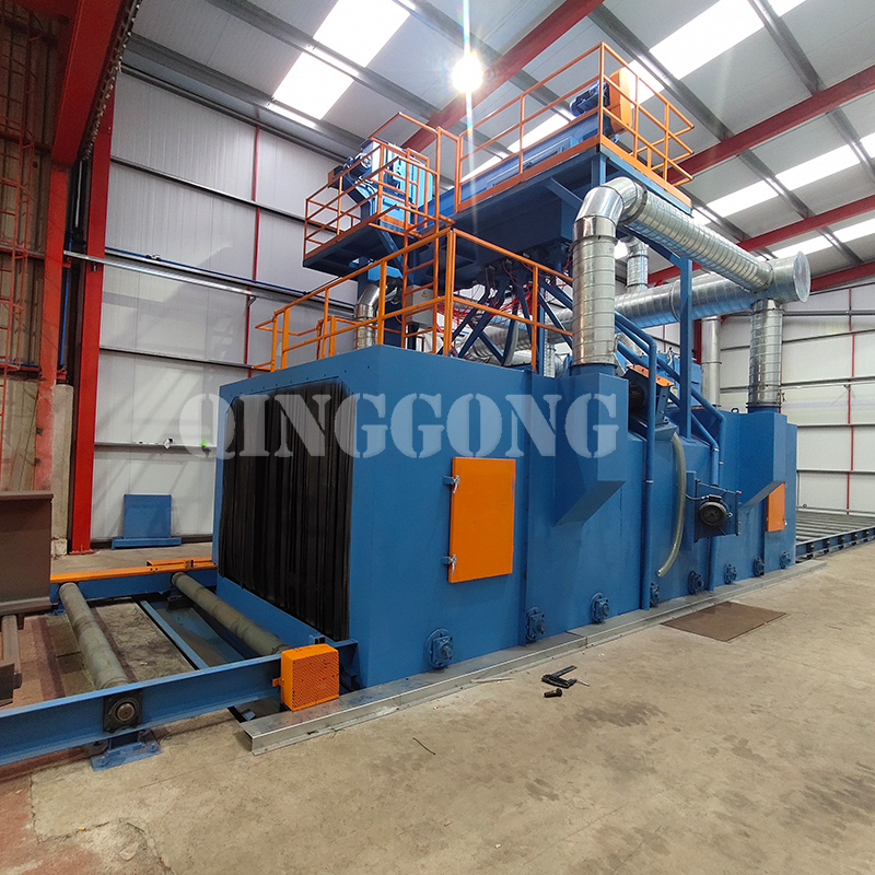 Brief introduction of roller conveyor shot blasting machine 3.jpg