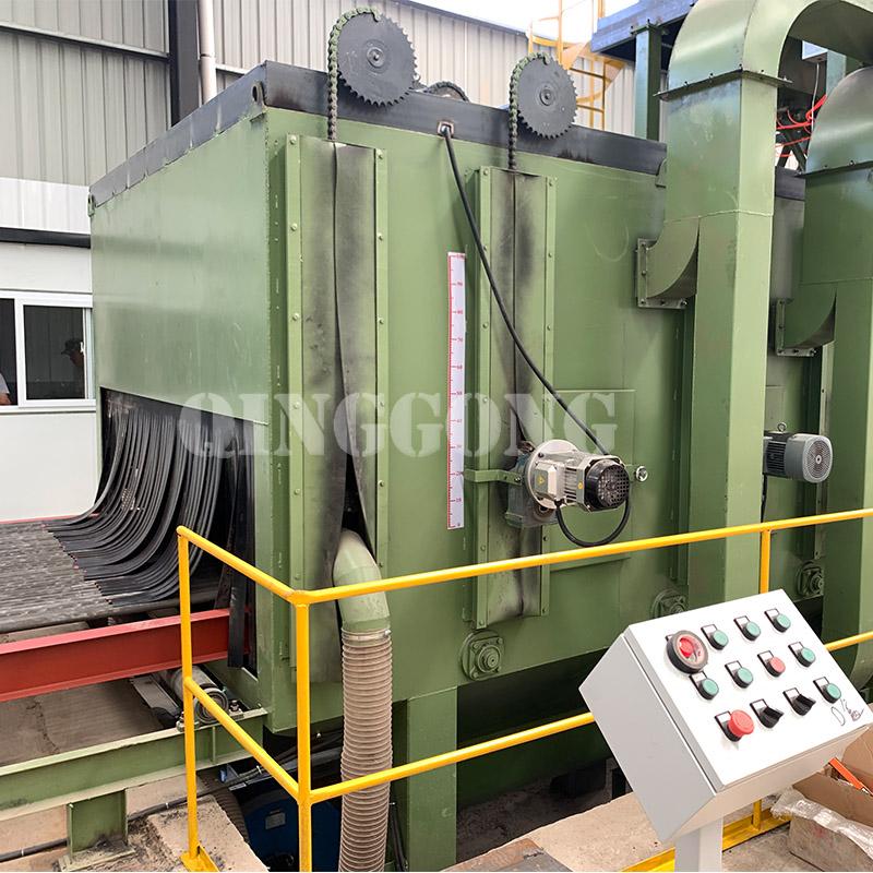 Application principle of steel plate shot blasting machine 3.jpg