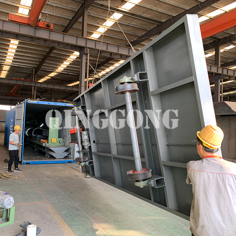 Shipment of a larger project for the buyer in Australia 3.jpg